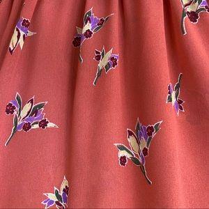 Vintage Dresses - Exquisite Vintage Lanz Floral Dress NWOT